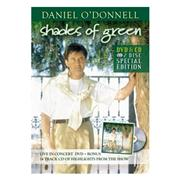 Daniel O'Donnell Shades of Green - DVD & CD