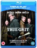 True Grit - Triple Play (Blu-ray + DVD + Digital Copy)[Region Free] Blu Ray