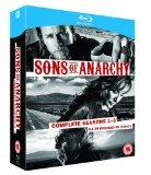 Sons of Anarchy - Season 1-3 [Blu-ray]