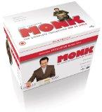 Monk - Season 1-8 Complete [DVD]