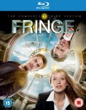 Fringe - Season 3 [Blu-ray][Region Free]