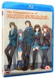 The Disappearance of Haruhi Suzimiya [Blu-ray]