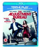 The Adjustment Bureau Triple Play [Blu-ray]