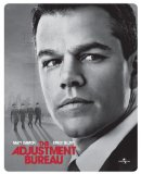 The Adjustment Bureau - Triple Play Limited Edition Steelbook [Blu-ray]