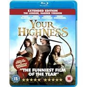 Your Highness [Blu-ray]
