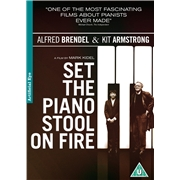 Set the Piano Stool on Fire [DVD]