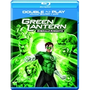 Green Lantern: Emerald Knight [DVD]