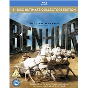 Ben-Hur - Ultimate Collector's Edition [Blu-ray][Region Free]