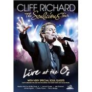 Cliff Richard - The Soulicious Tour [DVD]
