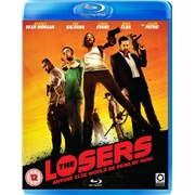 Losers, The Single Disc (BLU-RAY)