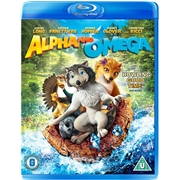 Alpha & Omega Single Disc (BLU RAY) [Blu-ray]