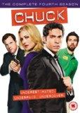 Chuck - Season 4 [DVD]