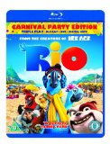 Rio - Triple Play (Blu-ray + DVD + Digital Copy) Blu Ray