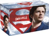 Smallville - Season 1-10 Complete [DVD]