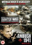 The Winter War and Ambush Double Pack [DVD]