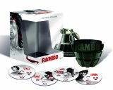 Rambo - The Complete Collection (Special Grenade Packaging) [Blu-ray]