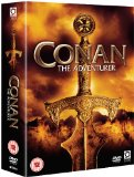Conan The Adventurer [DVD]