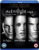 Twilight Triple Pack [Blu-ray]
