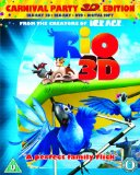 Rio (Blu-ray 3D + 2D Blu-ray + DVD + Digital Copy)