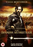 Captain Alatriste - The Spanish Musketeer DVD