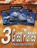 3 Great Planes for Combat Flight Simulator