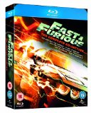 Fast & Furious 1-5 Box Set [Blu-ray]