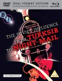 The Soviet Influence: From Turksib to Nightmail (DVD + Blu-ray)