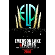 ELP - 40th Anniversary Reunion Concert [DVD]