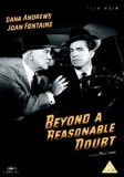 Beyond a Reasonable Doubt (1956) DVD