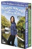 Julia Bradbury Railway Walks & Canal Walks [DVD]