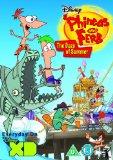 Phineas & Ferb: Daze of Summer [DVD]