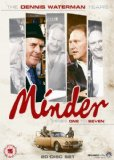 Minder: the Dennis Waterman Ye DVD