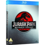 Jurassic Park Ultimate Trilogy (Blu-ray) Blu Ray