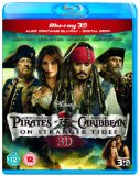 Pirates of the Caribbean: On Stranger Tides (Blu-ray 3D + 2D Blu-ray) Blu Ray