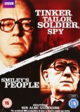 Tinker, Tailor, Soldier Spy and Smiley's People Double Pack [DVD]