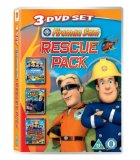 Fireman Sam - Rescue Pack (Triple Pack) [2011] [DVD]
