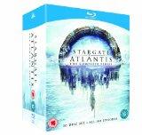 Stargate Atlantis - Complete Season 1-5 [Blu-ray] Blu Ray