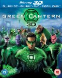 Green Lantern (Blu-ray 3D + Blu-ray + DVD + Digital Copy) [2011][Region Free] Blu Ray