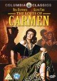 The Loves of Carmen [DVD]