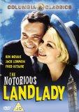 The Notorious Landlady [DVD]