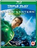 Green Lantern - Triple Play (Blu-ray + DVD + Digital Copy) [2011][Region Free]
