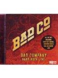 Bad Company - Hard Rock Live (Includes CD) [DVD]