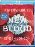 Peter Gabriel New Blood Live In London In 3 Dimensions [DVD]