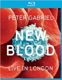 Peter Gabriel New Blood Live In London [Blu-ray] Blu Ray