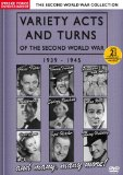 Documentary Feature -Variety Acts And Turns Of The Second World War 1939-1945 [DVD]