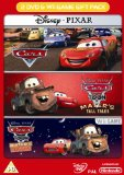 Cars Bundle Includes Cars Toon DVD and Game (Wii)