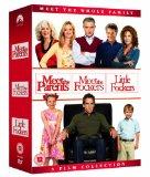 Meet the Parents / Meet the Fockers / Little Fockers [DVD]