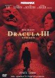 Wes Craven: Dracula III: Legacy [DVD]