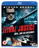 Lethal Justice [Blu-ray]