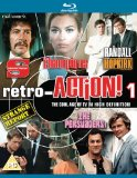 retro-ACTION! Volume One - [ITV] - [Network] - [Blu-ray] [DVD]